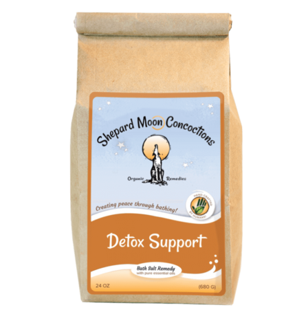 Detox Support Bath Remedy 24 ounce bag front