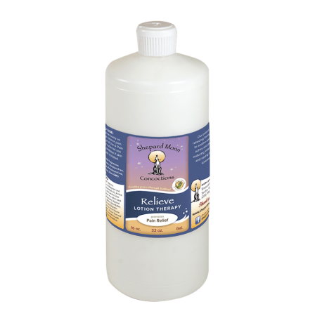 Relieve Lotion Therapy 32 ounce bottle