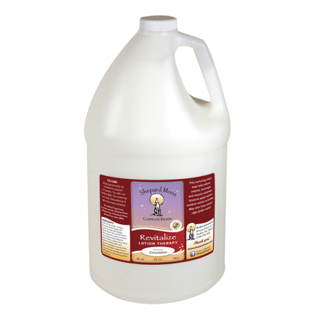 Revitalize Lotion Therapy gallon bottle